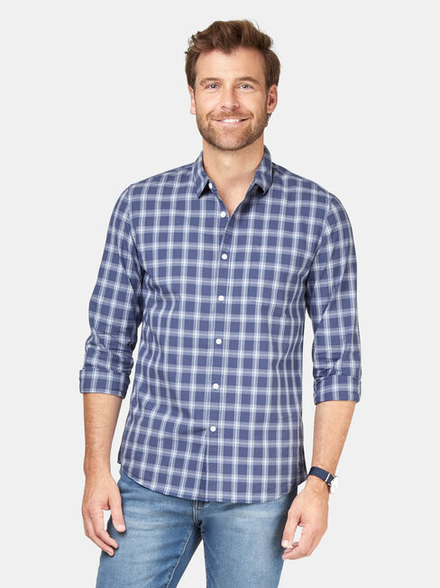 Turner Check Shirt