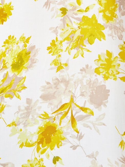 Evie Printed Blouse, Floral, hi-res