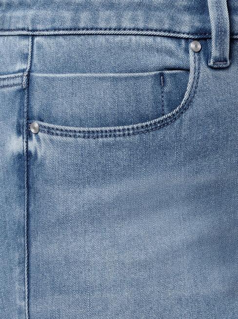 Freeform 360 Contour Curve Embracer Skinny 7/8 Jeans, Light Indigo, hi-res