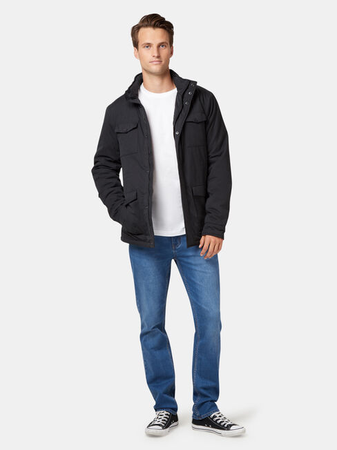 Martin Utility Jacket, Black, hi-res
