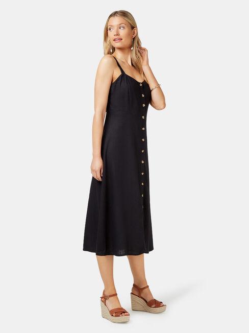 Charlie Dress, Black, hi-res