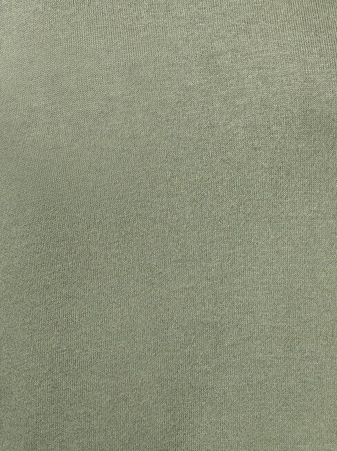 Sarah Soft Touch Top, Green, hi-res