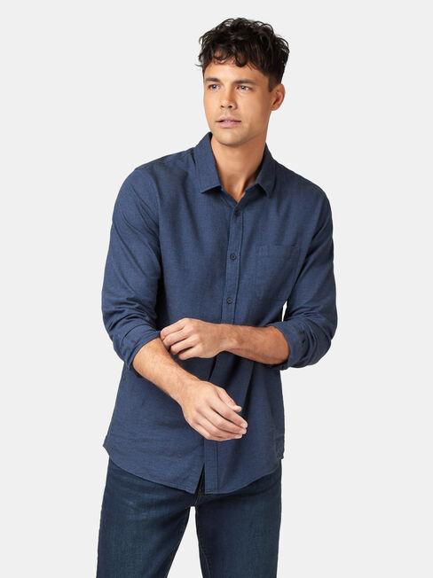 LS Byron Brushed Shirt
