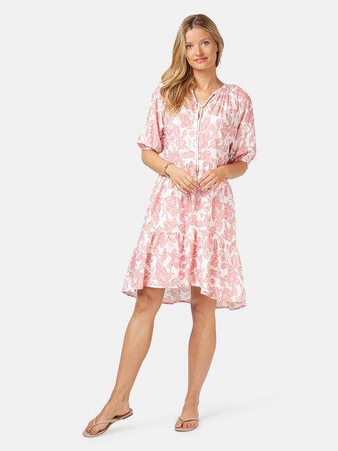Jasmine Tiered Beach Dress