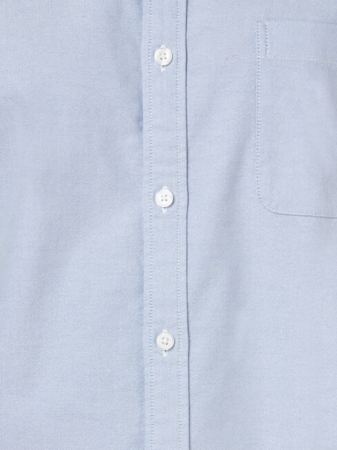 LS Heston Oxford Shirt, Multi, hi-res