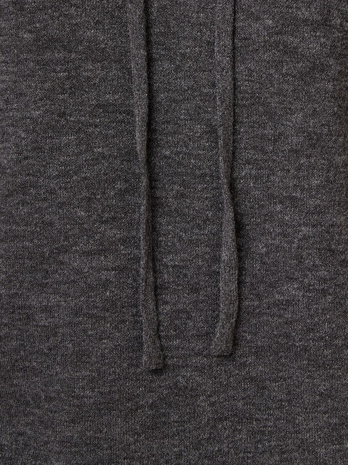 Khloe Soft Touch Hoodie, Grey, hi-res